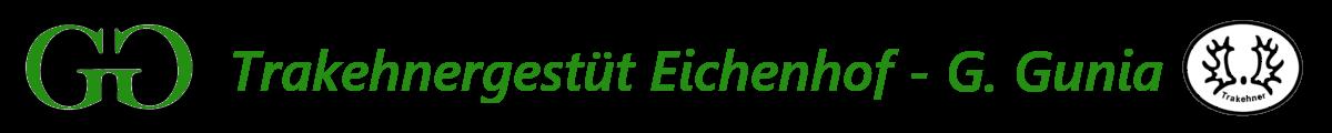 Trakehnergestüt Eichenhof - G. Gunia